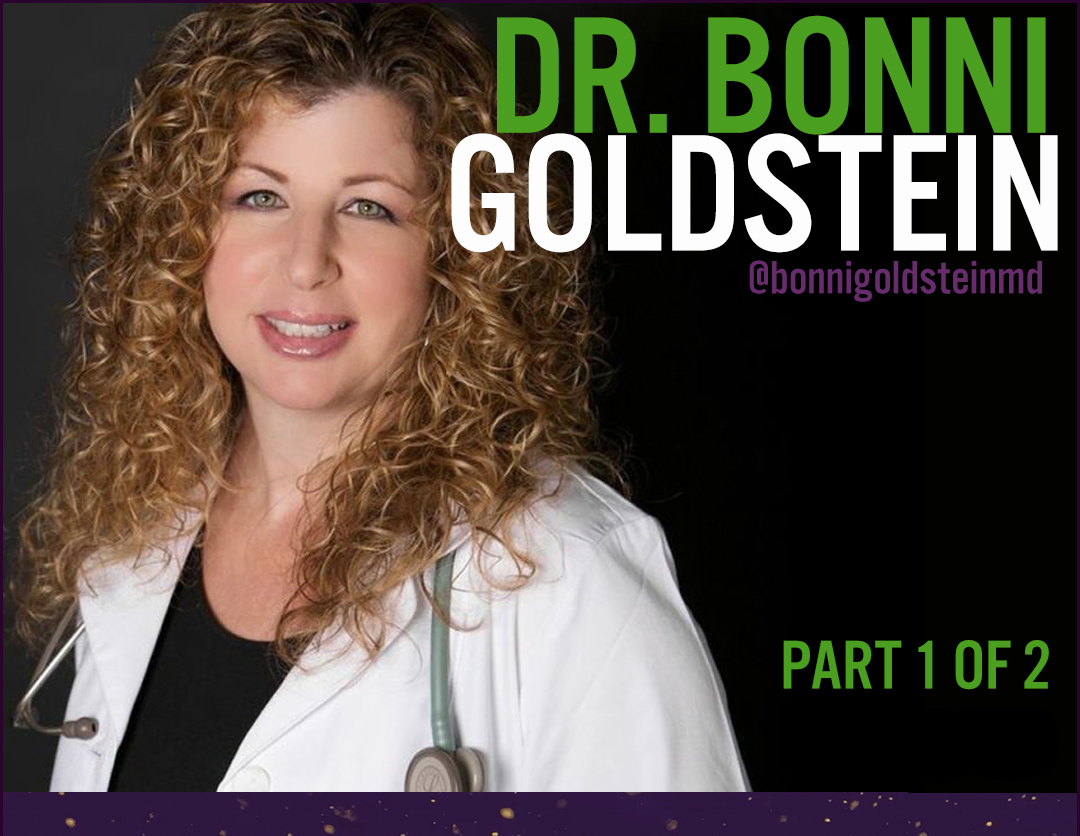 Pediatric Epilepsy & Autism + CBD with Dr. Bonni Goldstein (Ep.9)