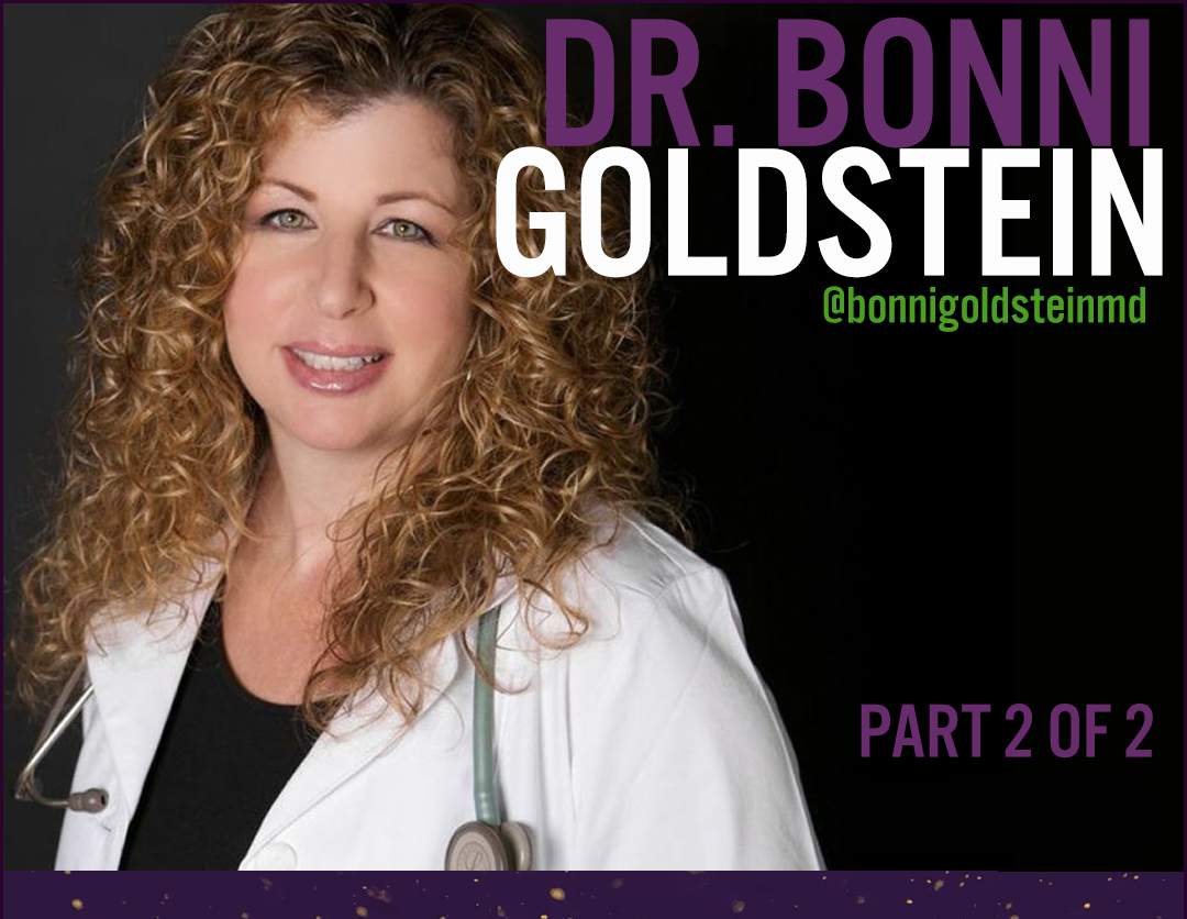 Weed The People – Pediatric Cancer + CBD & THC with Dr. Bonni Goldstein (Ep.10)
