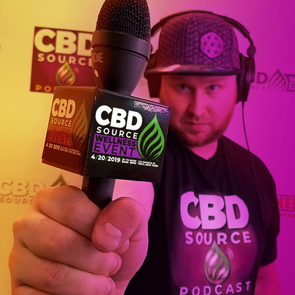 CBD Source Podcast Launch Party & Wellness Event 4/20/19