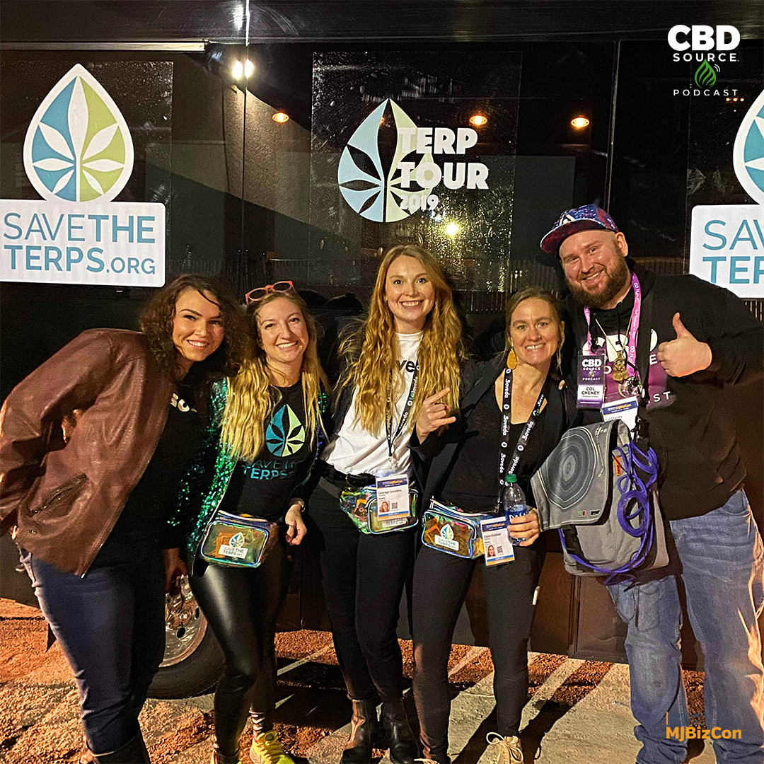 All Aboard The Terp Bus To Terpene Town! (Ep.40)